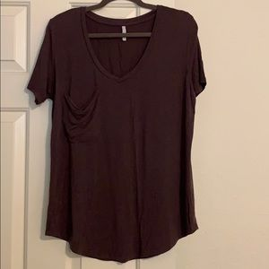 Z supply v neck shirt